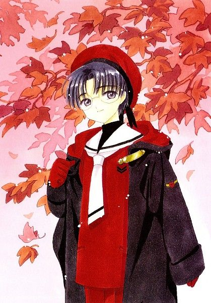 In this life, I'm known as Eriol Hiiragizawa. In my past life, I was known as...Clow Reed.