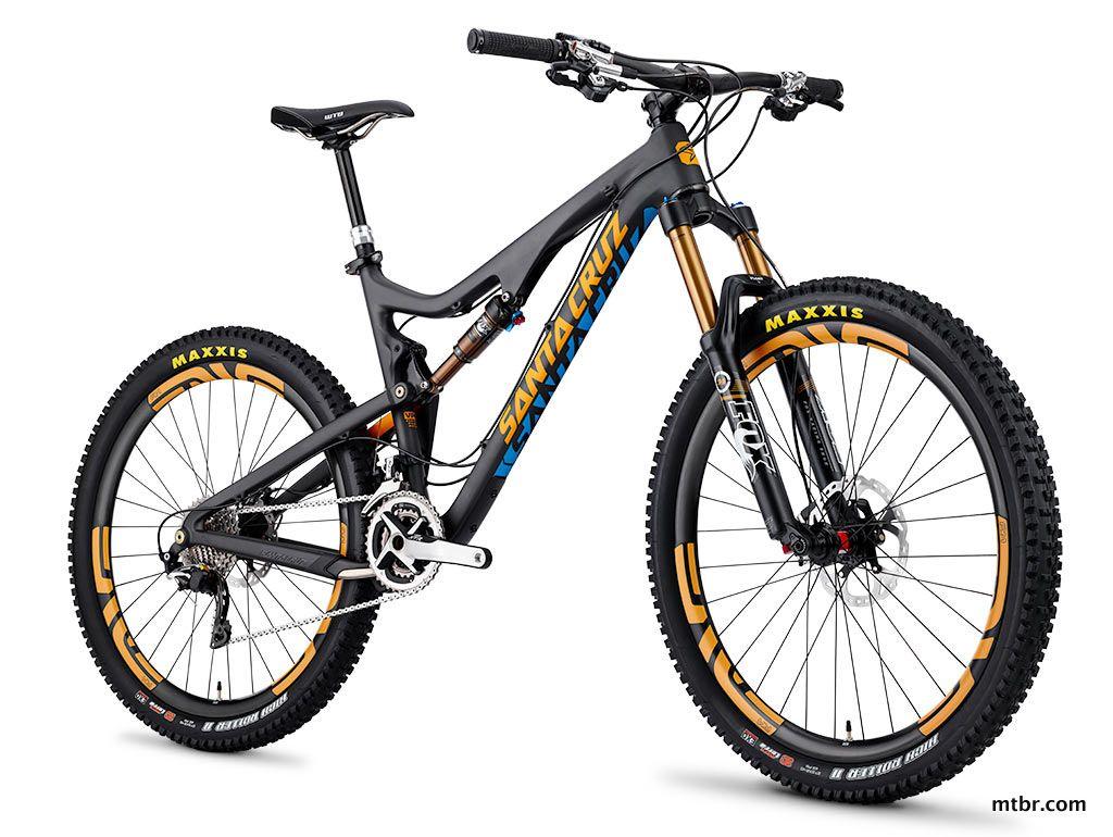 Santa Cruz Bicycles Bike Range