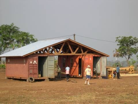 Shipping Container Barn Shipping Container Shipping Container Sheds Container House Plans