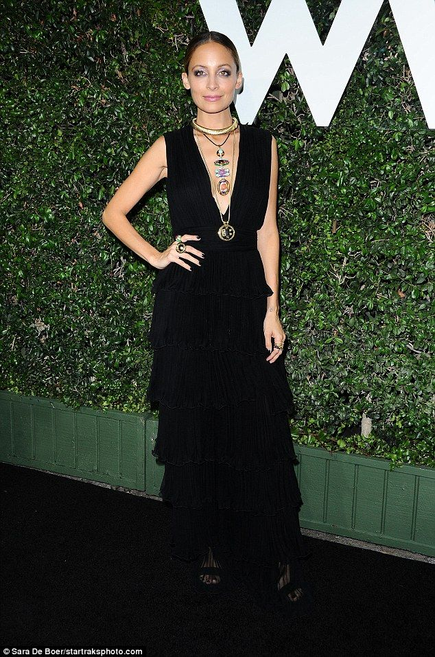 Sirens Of Style Jessica Alba And Nicole Richie Look Amazing At Bash
