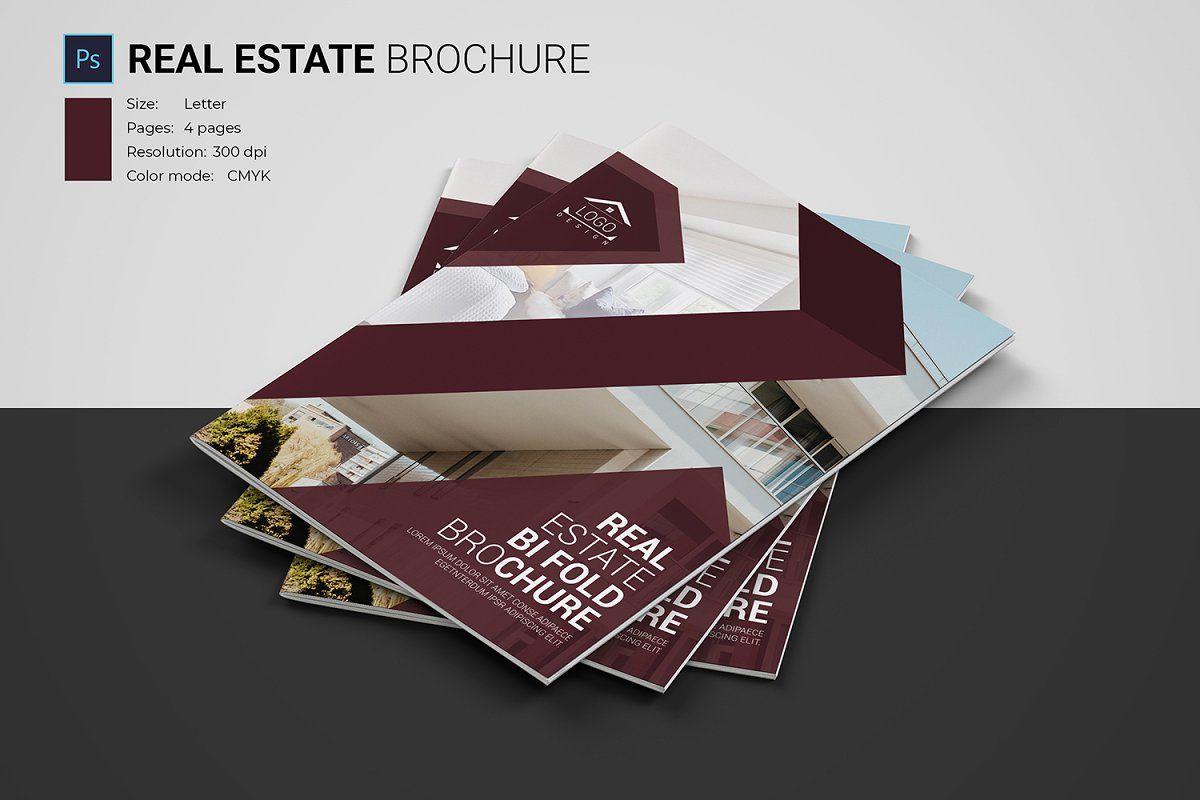 Real Estate Brochure Real Estate Brochures Brochure Design Template Brochure 4 page real estate brochure template