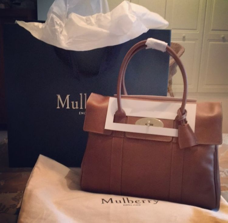 5d1d24c58d99 ... ebay mulberry bayswater oak. the leather ages beautiful and will last  you ceeaa d9b13