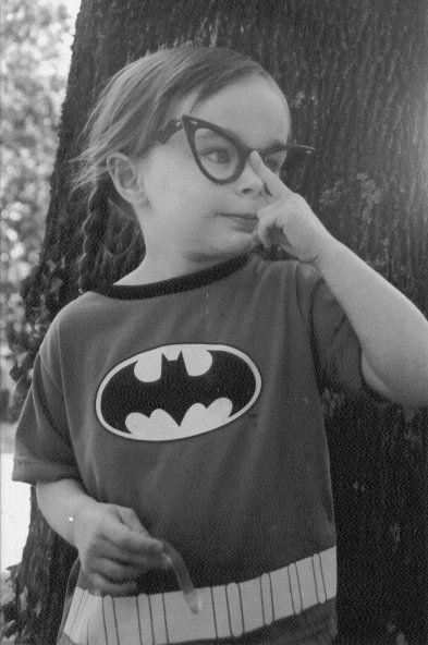 Bat Girl haha la ame <3