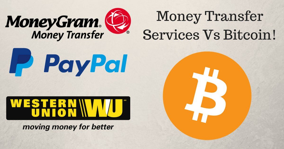 cryptocurrency vs traditional money