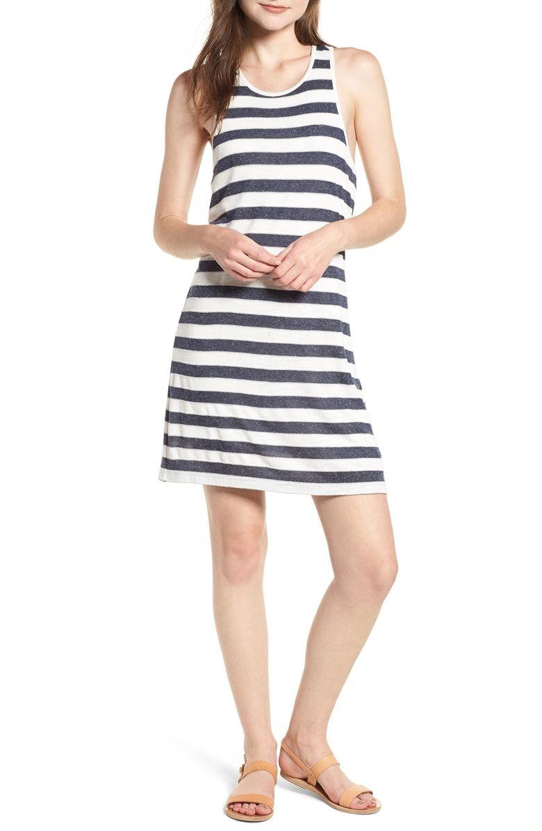 Stripe Knit Dress Main Color Navy Striped Knit Dress Women Clothes Sale Striped Knit [ 1197 x 780 Pixel ]