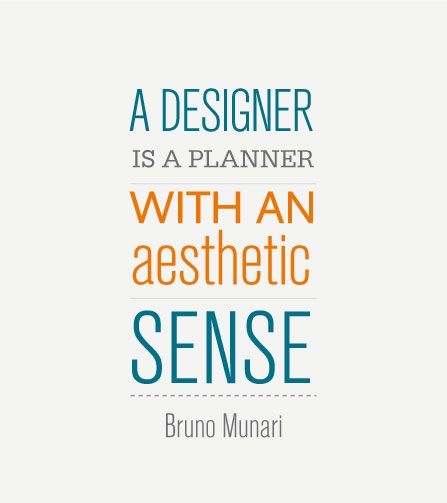 """Kitchen Interior Design Quotes: """"A Designer Is A Planner With An Aesthetic Sense"""" Bruno"""