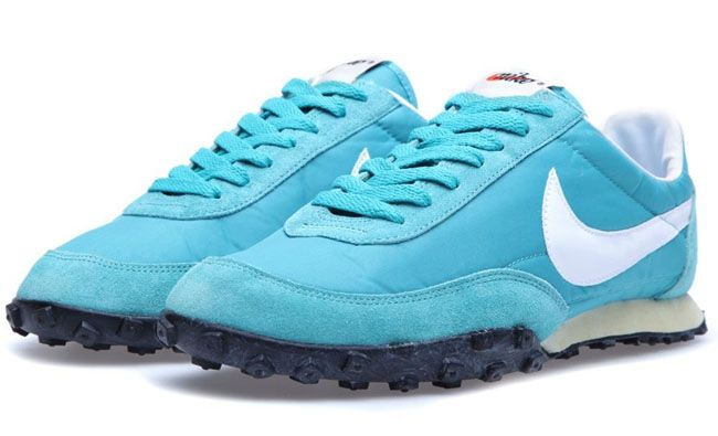 bf7193d99a1 Nike Waffle Racer VNTG Sport Turquoise   Follow My SNEAKERS Board!