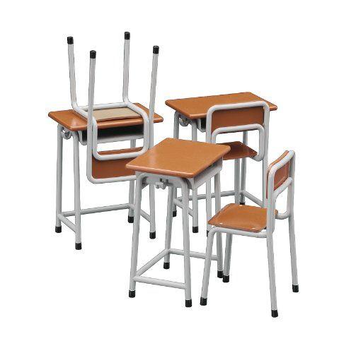 学校の「机と椅子」 (1/12スケール可動フィギュア用アクセサリー) ハセガワ http://www.amazon.co.jp/dp/B00601I2O4/ref=cm_sw_r_pi_dp_UYkqub1CYVV85