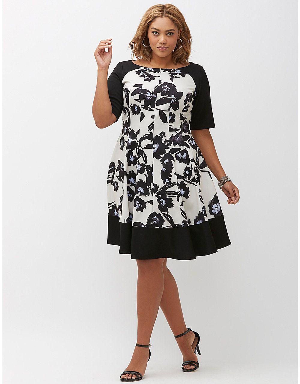 Floral Print Dress by Gabby Skye  72c968debd9e