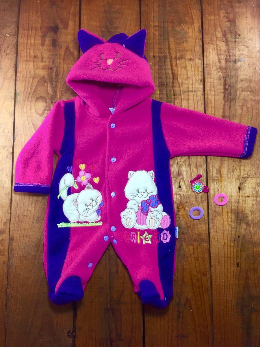 120dda5d09 Mameluco Polar Para Bebé Precios De Fábrica Y Mayoreo -   145.00 Pijamas  Para Niñas