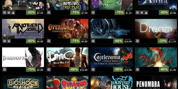 Steam Halloween Sale discounts scariest games up to 90until Nov 3rd - Halloween is just a few hours away from its official start, which is why Valve has just launched their Steam Halloween Saleto scare the money right out of your