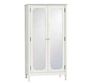 Juliette Armoire White Kids Furniture Armoire Cottage