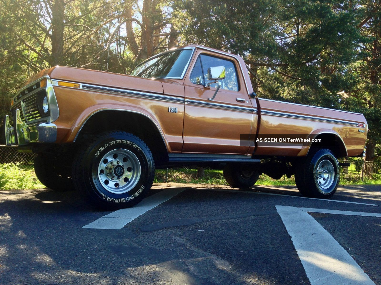 Buy used 1976 ford xlt ranger longbed highboy 1977 1978 1979 1975 1974 1973 1972 in vancouver washington united states