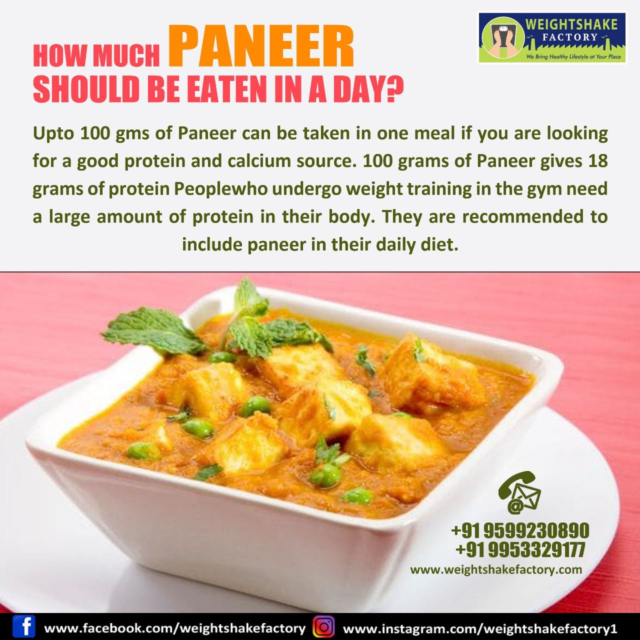 How Much Paneer Should Be Eaten In A Day Eat Paneer Best Protein