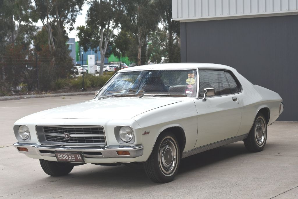 1974 Holden HQ Monaro