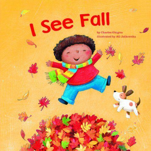 I See Fall Capstone Publishing Mini-Bookworm in the Making - capstone publishing