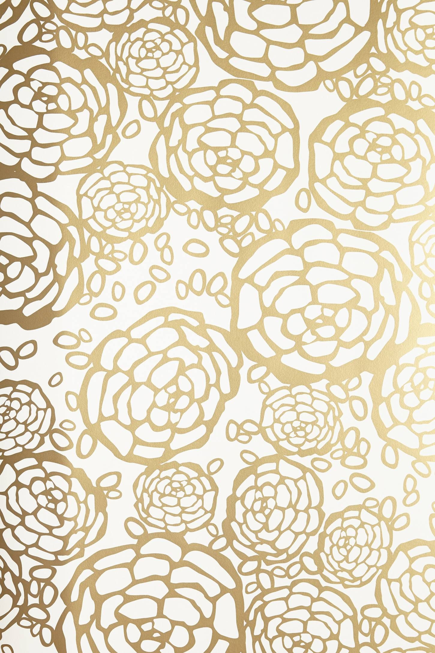 Petal Pusher Wallpaper Anthropologie Com Wallpaper