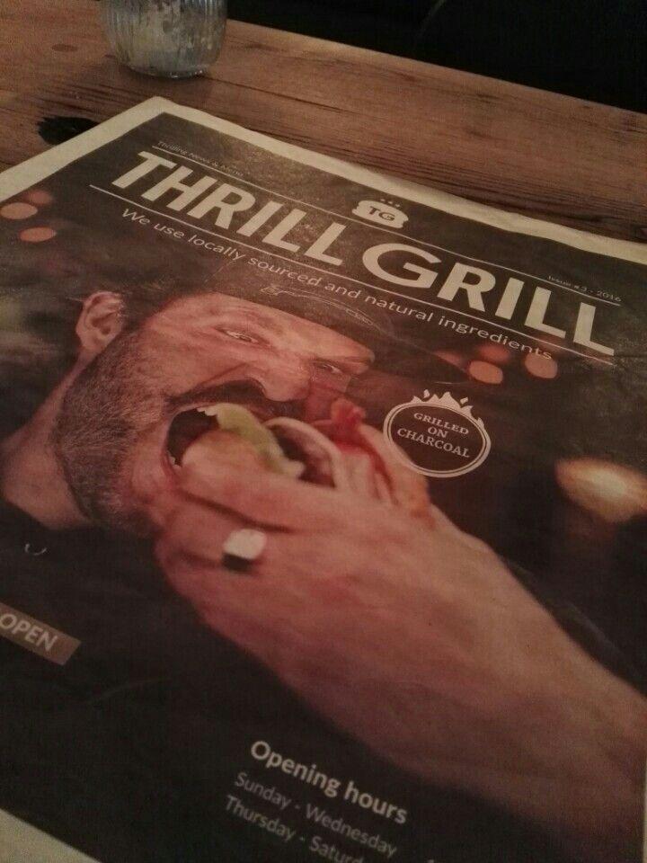 Thrill Grill à Amsterdam, Noord-Holland