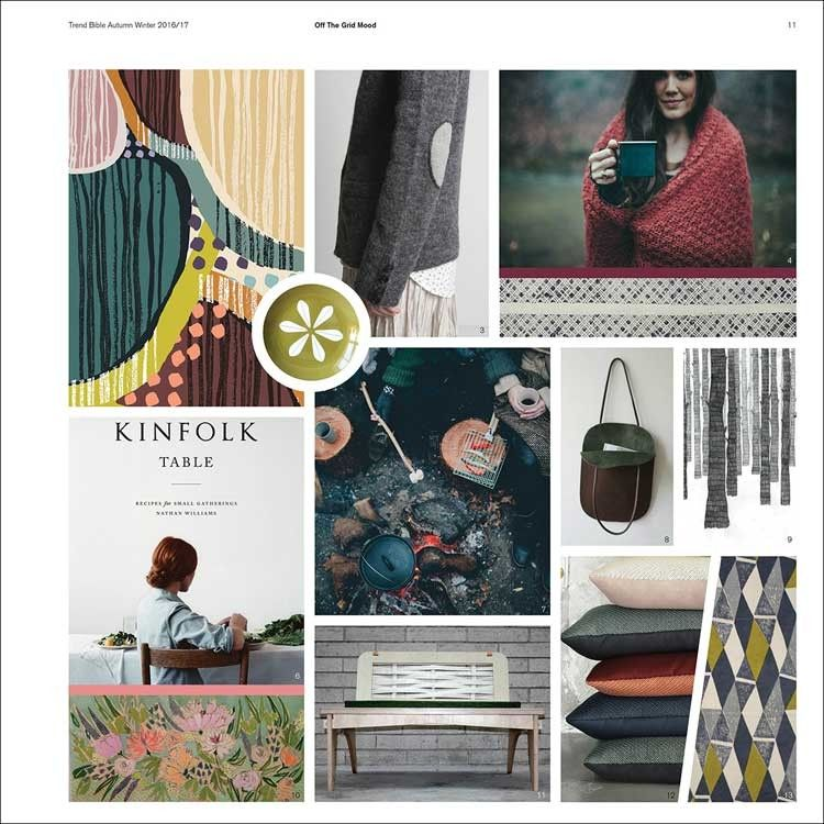 Trend Bible Home Interior Trends AW 20162017 AW 201617