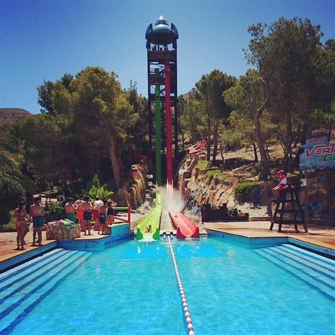 parc aquatique alicante