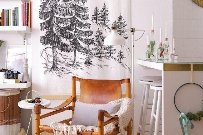 Vianoce v malom byte: Pozrite sa, ako sa to dá | LepšieBývanie.sk