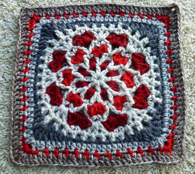 Ravelry: chitweed\'s The Velveteen Monkey | Crochet Granny Squares ...