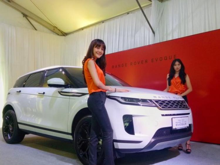 Generasi Terbaru All New Range Rover Evoque Diluncurkan