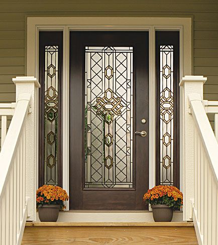 MY front door!!!! Decorative ... & Soon-To-Be....MY front door!!!!!!!!!!!!!!!!! But w/out the side ...