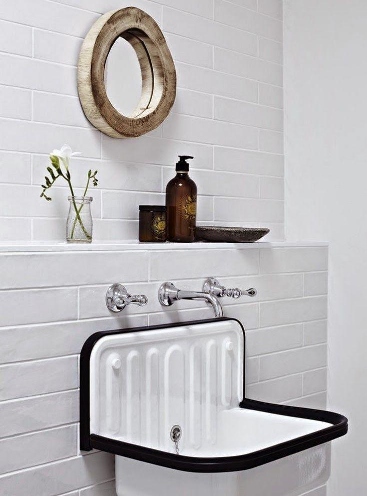 Need ! le lavabo AG par Alape - lavabo retro salle de bain