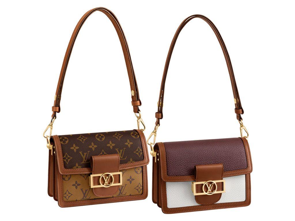 4860c27368e Louis Vuitton S S19 Mini Dauphine Vintage Bags