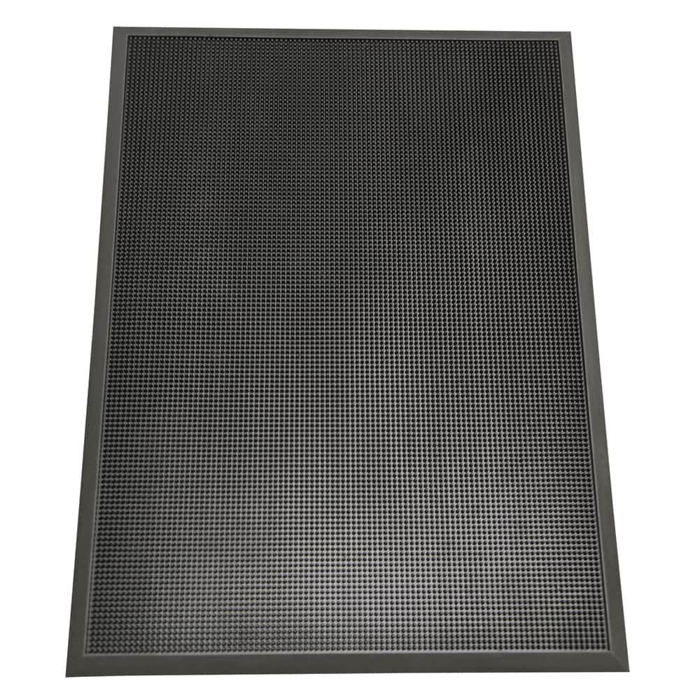 Rubber-Cal Door Scraper Commercial Doormats Outdoor Rubber Door ...