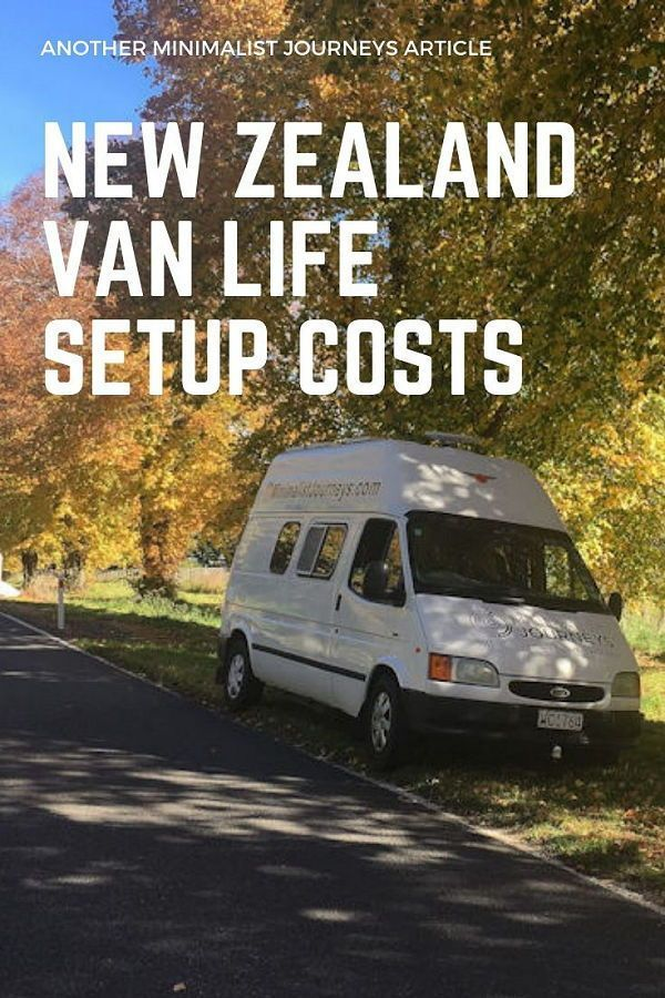 Van Life: How Much Does It Cost To Get Started?