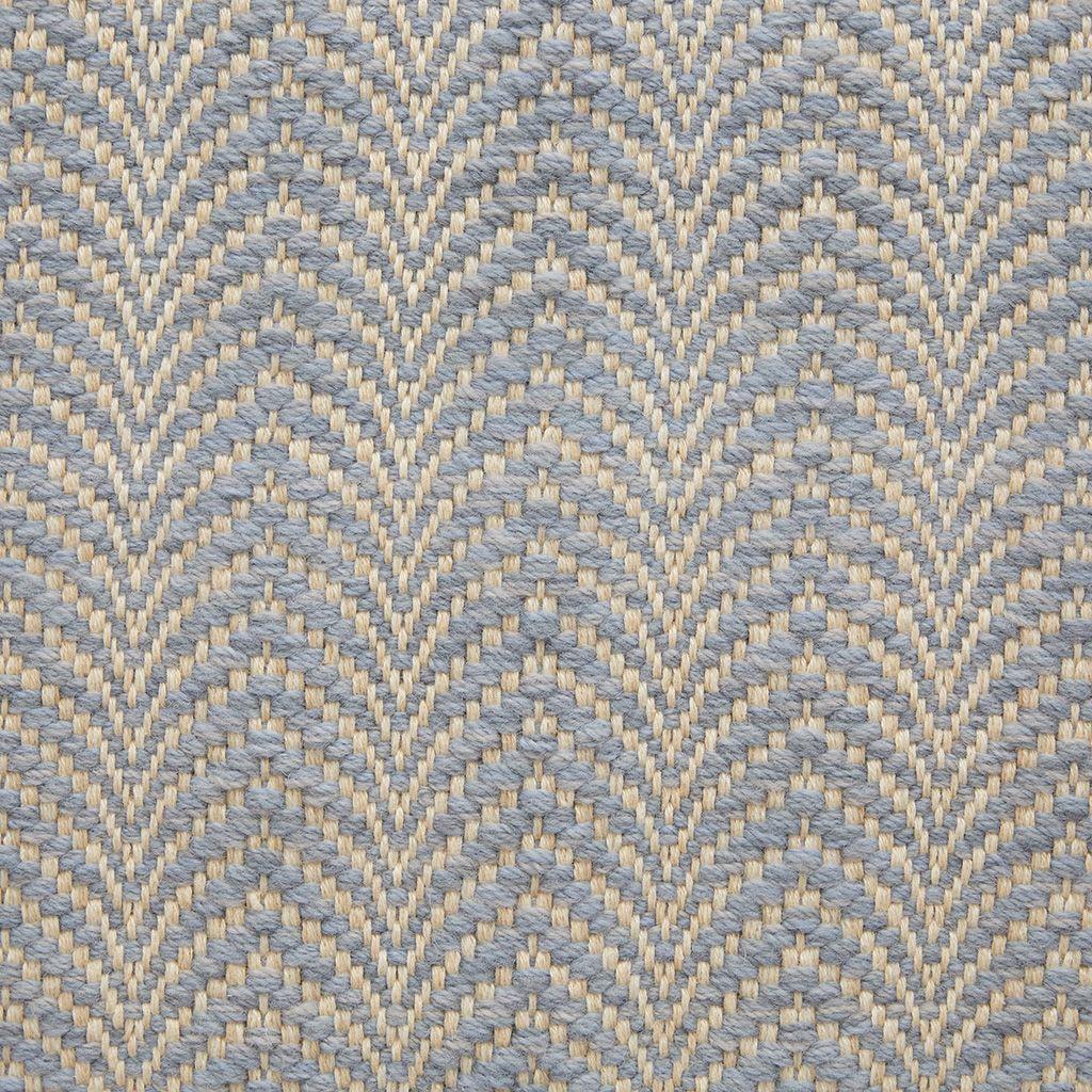 Gotland VI Periwinkle/Cream Elizabeth Eakins Rugs
