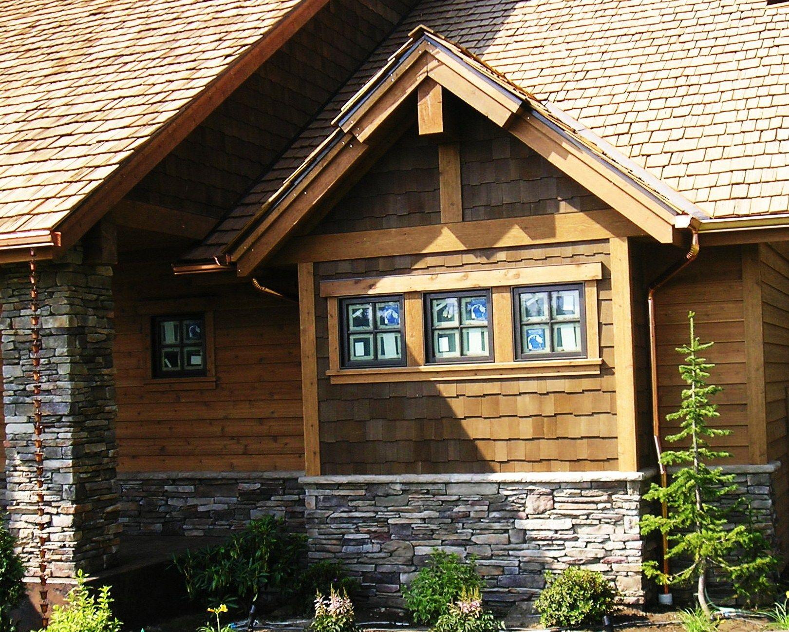 Best Stone Cedar Shake Cedar Shake Siding Cedar Siding 640 x 480