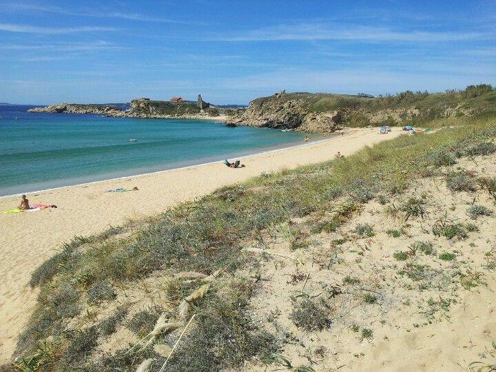 Playa Foxos Pontevedra Playa Mar Y Playa Viajes