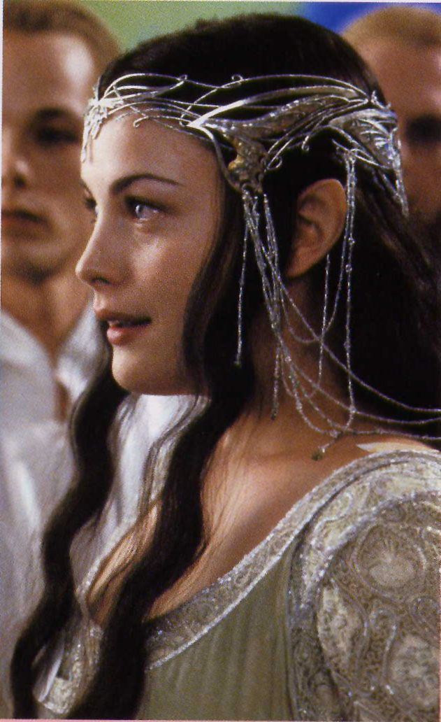 Accept. The aragorn and arwen wedding