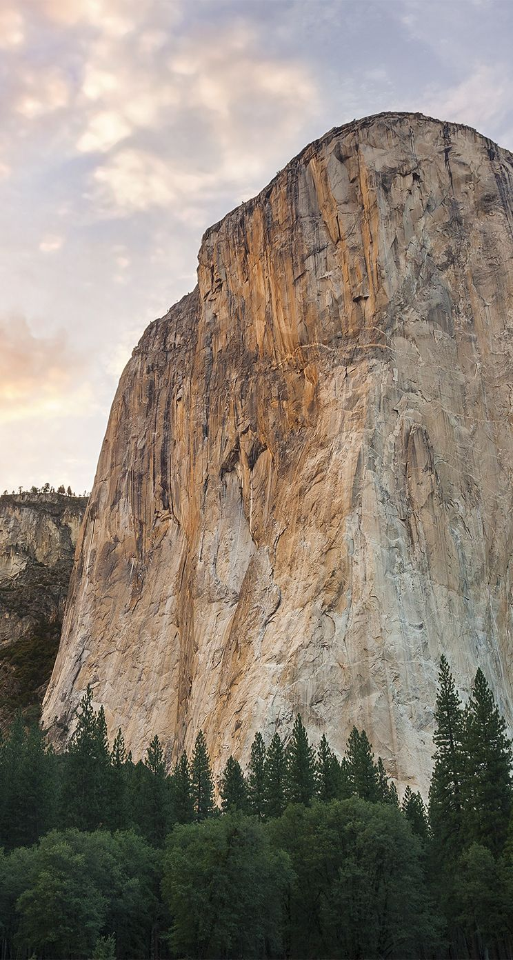Os X Yosemite Dev Preview 6 Wallpapers For Iphone Ipad Yosemite Wallpaper Wallpaper Iphone Neon Mountain Wallpaper