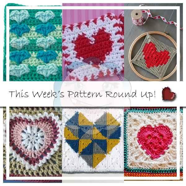 Creative Crochet Workshop: This Week\'s Pattern Round Up #32   Sil 5 ...