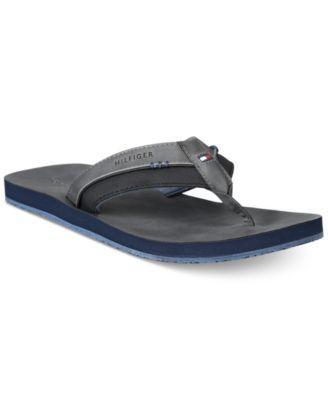 Tommy Hilfiger Men S Davidson Flip Flops Mit Bildern Schuhe