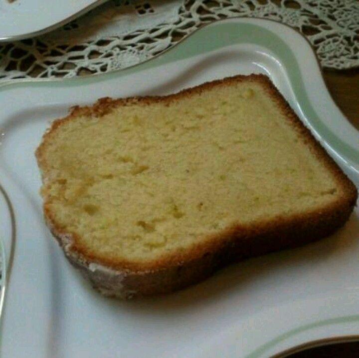 Gâteau de voyage au citron #Thoumieux #JF_Piège