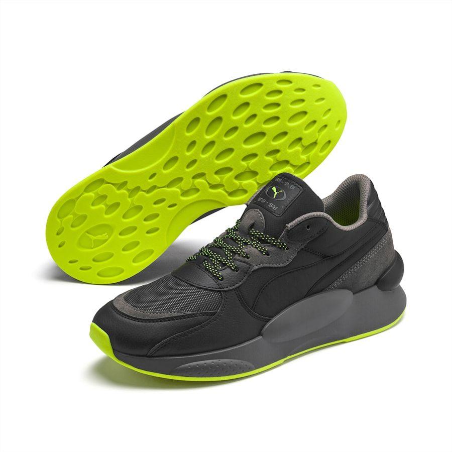 RS 9.8 Trail Trainers | Puma Black-CASTLEROCK | PUMA Shoes | PUMA United Kingdom