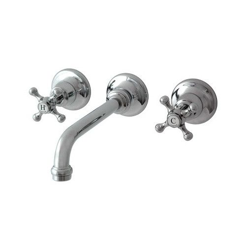 Contap Mirage Bath Set with 20cm Aerated Outlet | Bathroom ...