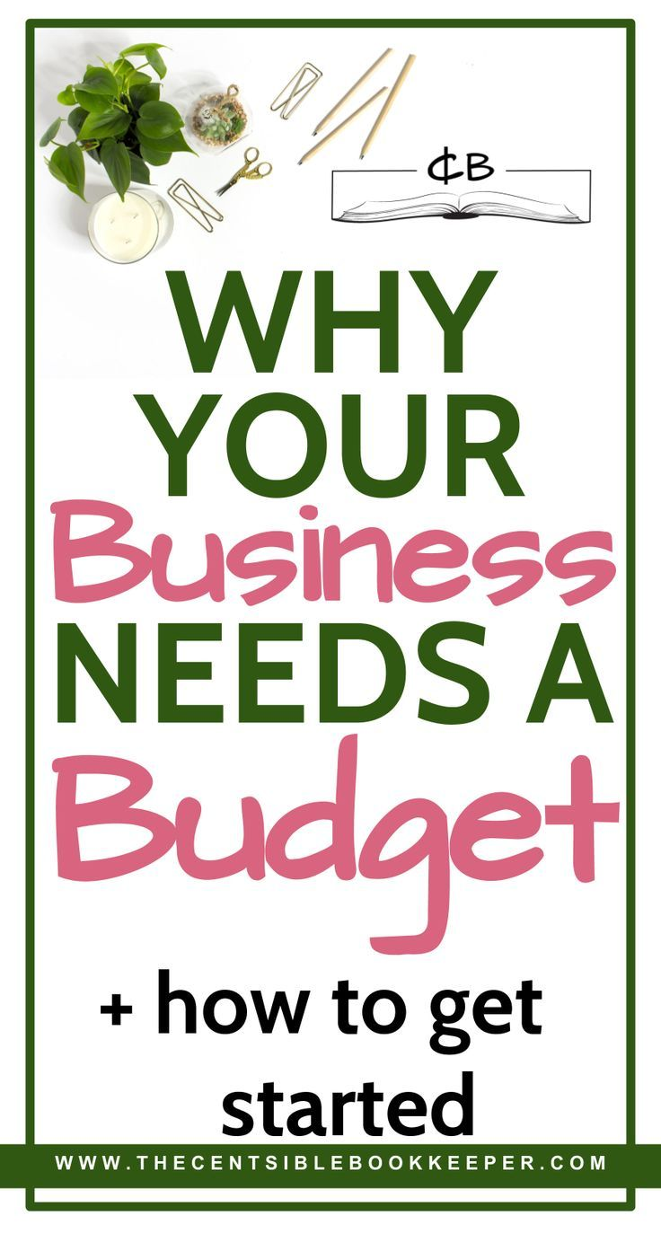 Does My Business Need A Budget? Budgeting, Budgeting