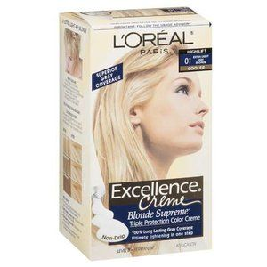 Beauty Light Ash Blonde Blonde Hair At Home Loreal