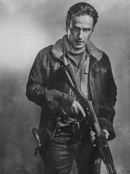 Still of Andrew Lincoln in The Walking Dead