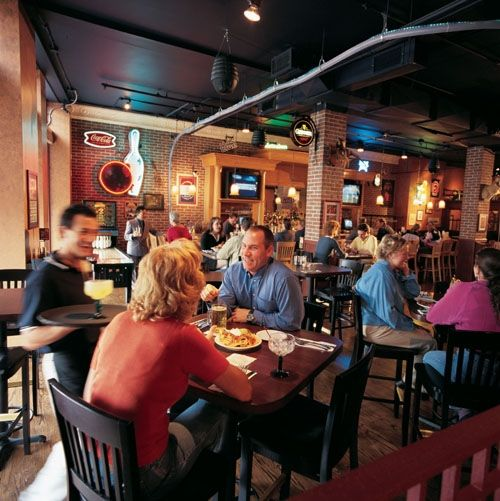 Max And Ermas Arena District Restaurants Known For Its Gourmet Burgers