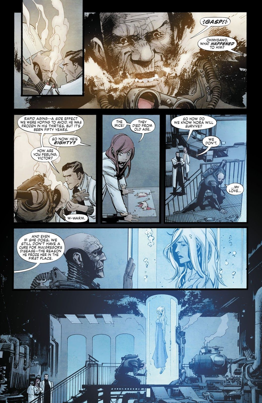 Batman white knight issue 2 read batman white knight issue 2 comic online in high quality