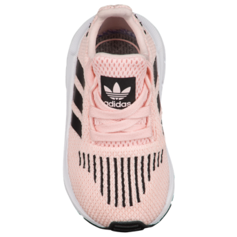 Desde Calígrafo suelo  adidas Originals Swift Run - Girls' Toddler | Toddler girl shoes, Cute baby  clothes, Toddler summer outfits