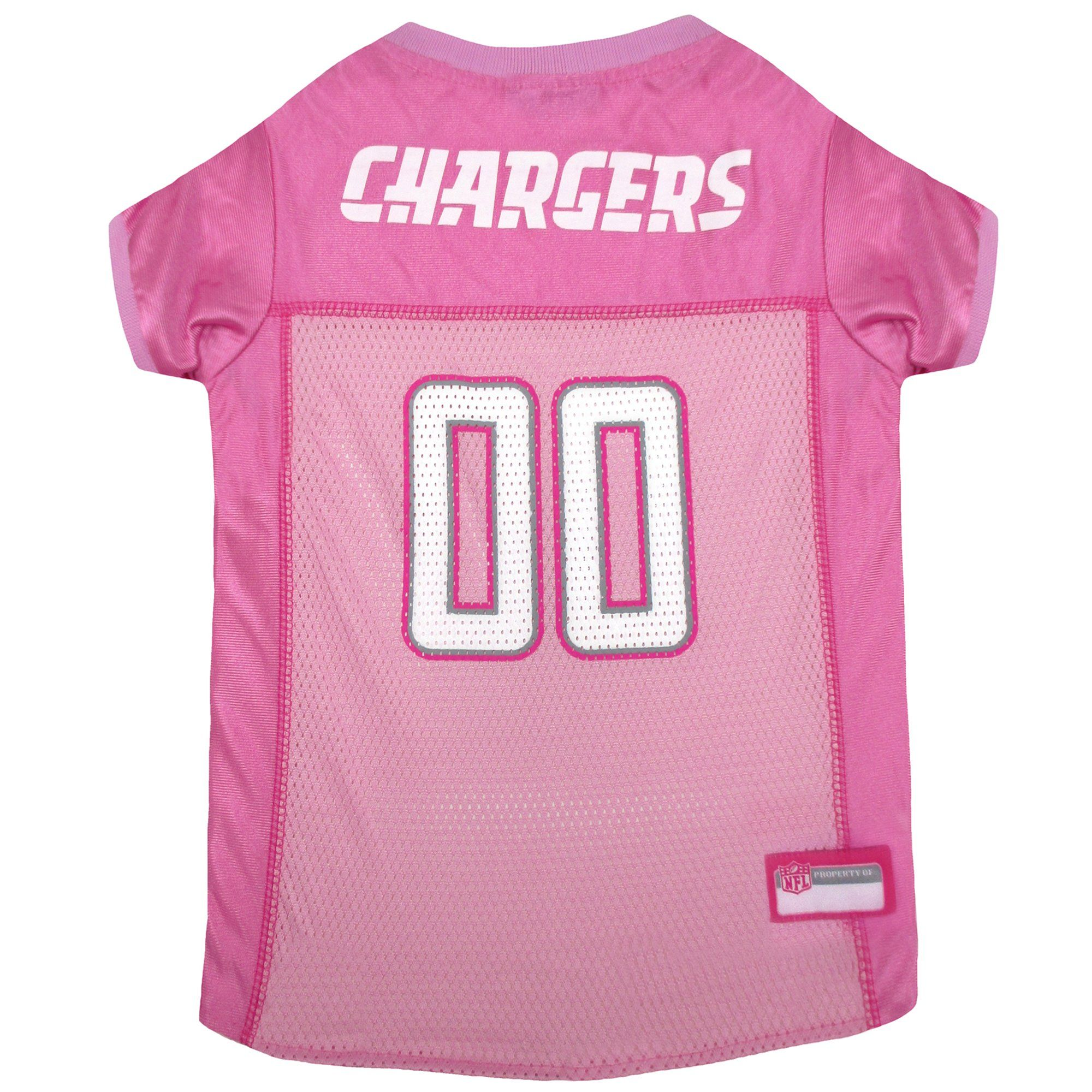 pink san diego chargers jersey