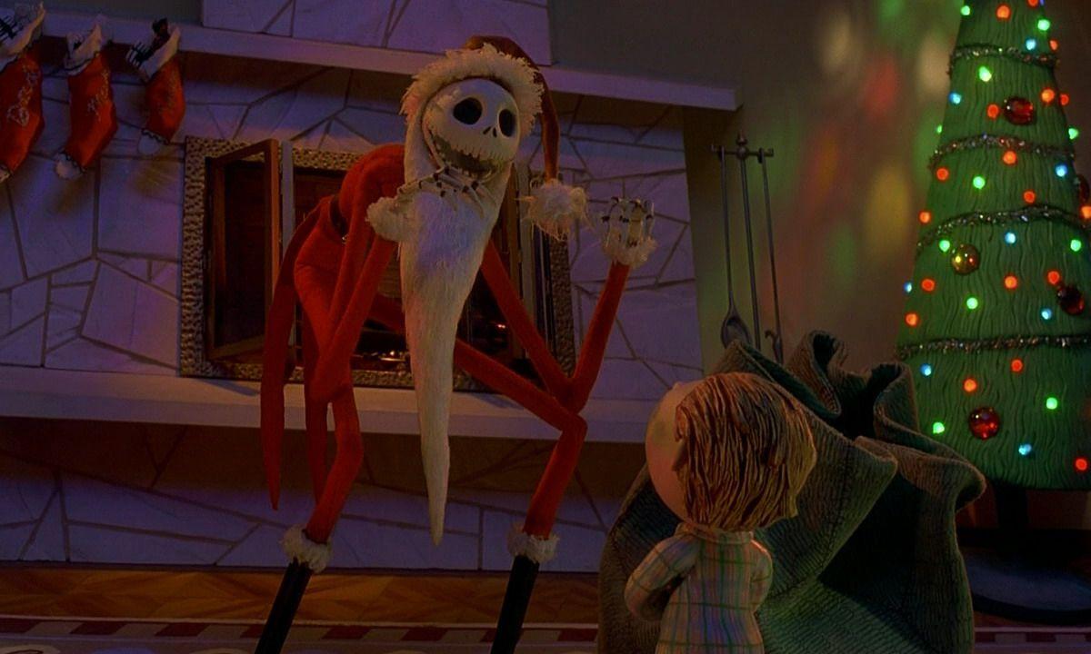 The Nightmare Before Christmas Desktop Wallpaper